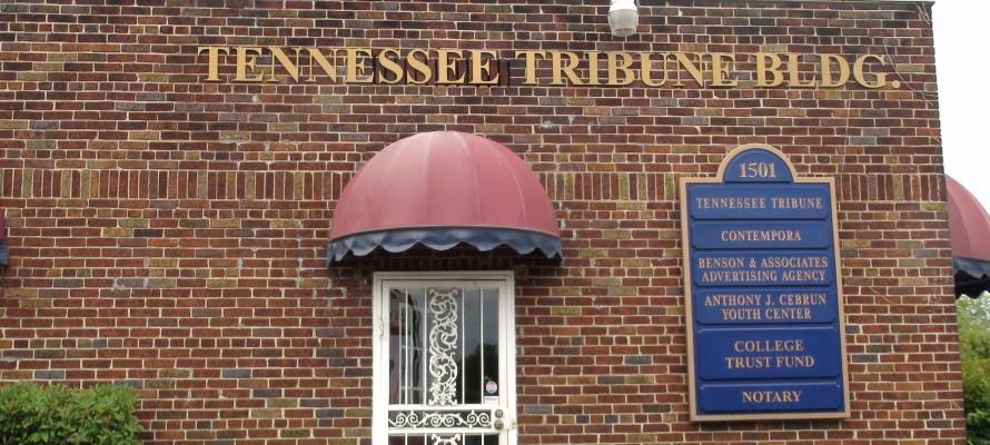 The Tennessee Tribune headquarters in Nashville, TN (Photo By: Jason Luntz/Full Sail University)